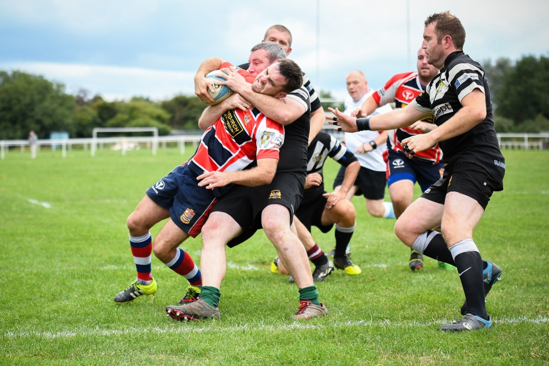 Bristol Telephones Area RFC vs Bristol Barbarians RFC 2nd XV