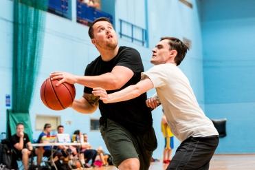 MoD Sports Day Basketball - 28/06/2019