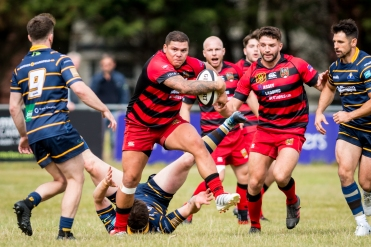 Worthing RFC vs Old Redcliffians RFC - 07/09/2019