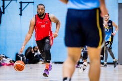 UWE Jets Basketball vs University of Bournemouth Basketball - 27/11/2019