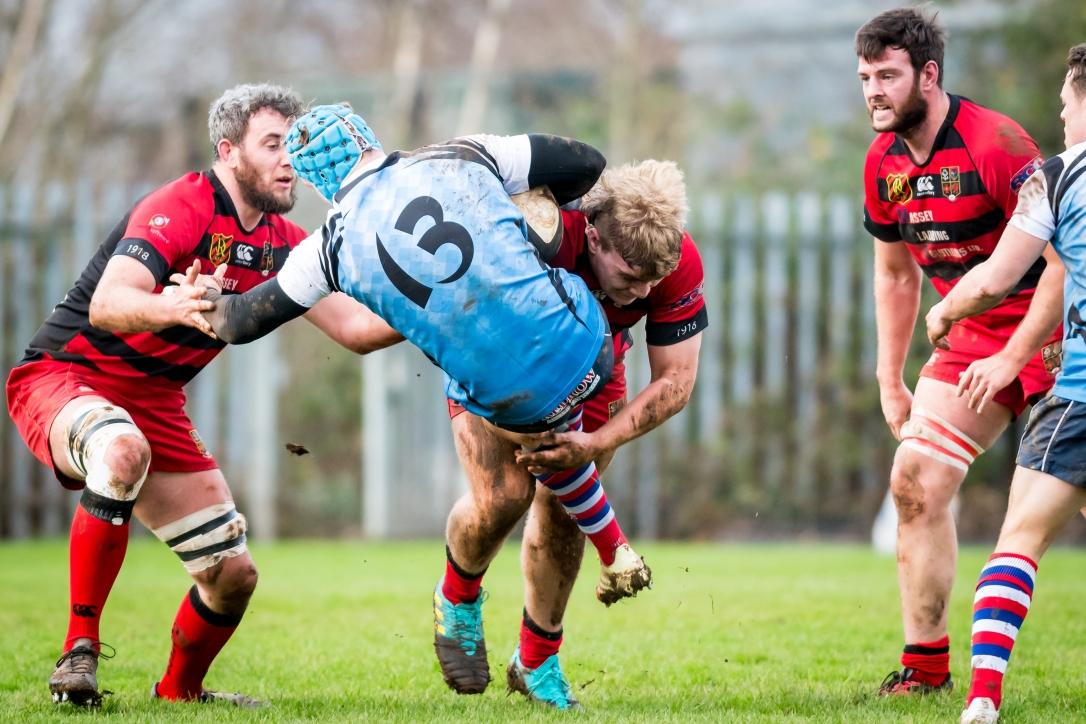 Old Redcliffians RFC vs Tonbridge Juddians RFC - 04/01/2020